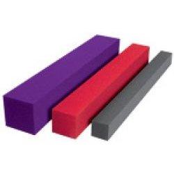 Auralex Acoustics - 12X12CFCHA - CornerFills 12inx12in Corner Studiofoam Acoustic Absorbers (Charcoal)