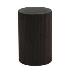 Ultimate Support Systems - 13240 - Cap, Ribbed End 1-1/8 Dia. Plastic Dynaflex for IQ Stands