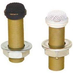CAD Audio - 202RW - Mini Omnidirectional Installation Boundary button Microphone (White)
