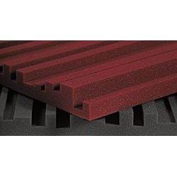 Auralex Acoustics - 2METROCHA - Auralex - 2 Inch Studiofoam Metro - Charcoal Gray
