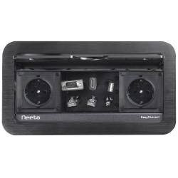 Neets - 305-0252 - EasyConnect Table Pocket (Power)