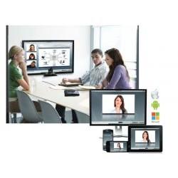 ClearOne - 910-2001-000-1 - 1yr Spontania Std 1 Virtual Meeting Room Up To 25u