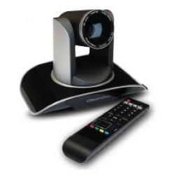 ClearOne - 910-2100-001 - ClearOne UNITE 100 Video Conferencing Camera - 2.1 Megapixel - 60 fps - Black, Silver, Gray - USB 3.0 - 1920 x 1080 Video - CMOS Sensor - Auto/Manual - Widescreen - Computer