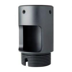 Peerless - ACC 800 - Peerless Vector Pro ACC800 Cord Management Adapter - Aluminum - 300 lb - Black