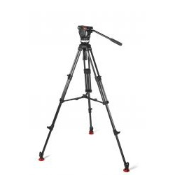 JVC - ACE-LMSCF - ACE-L Mid-spreader tripod and fluid head