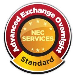 NEC - ADVEX-46-10 - Standard Warr Advance Exchange For Large Screen