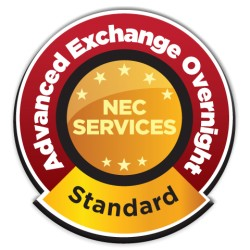 NEC - ADVEX-70-18 - Standard Warr Advance Exchange For Large Screen