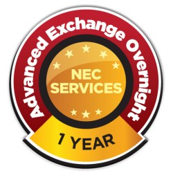 Nec - Advexon1-i - 2yr Warr Extends Term Instacare Svcs F/np1150/2150/3150/3151w