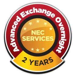 NEC - ADVEXON2-I - NEC Extended InstaCare - 2 Year - Service - Maintenance