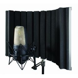CAD Audio - AS22 - CAD Audio Acousti-Shield AS22 Foldable Stand Mounted Acoustic Enclosure