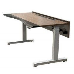 AVFI - DS6330-LFT MPL - Electric Lift Teaching/Training Desk (Maple)
