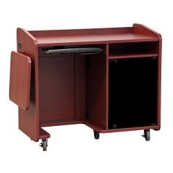 AVFI - EDU-MD CHL - Teachers Mulitimedia Desk (Cherry Hill Plank)