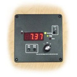 AVFI - FM3 - Count Down Timer /clock Custom Cutout Required Extra Charges Apply
