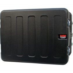 Gator Cases - G-PRO-12U-19 - Pro-Series Molded Mil-Grade PE Rack Case (12RU, 19 Deep)