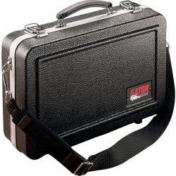 Gator Cases - GC-CLARINET - Deluxe Molded Case for Clarinets