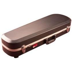 Gator Cases - GC-VIOLIN 4/4 - Deluxe Molded Case for Full Size Violins