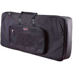 Gator Cases - GKB-88 SLIM - Gator Cases 88 Note Slim Keyboard Gig Bag - Nylon