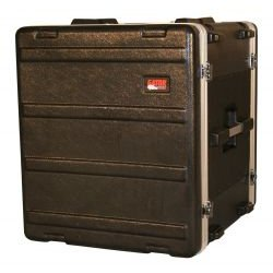 Gator Cases - GR-12L - Molded PE Rack Case (12RU, 19 Deep) Locking