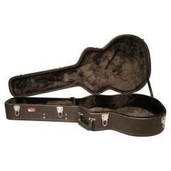 Gator Cases - GW-JUMBO - Deluxe Wood Case for Jumbo Acoustic Guitars