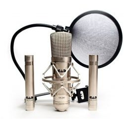CAD Audio - GXL2200SSP - GLX2200 Studio Pack #2