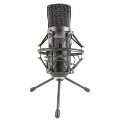 CAD Audio - GXL2600USB - CAD GXL2600 Microphone - 20 Hz to 20 kHz - Wired - 10 ft -35 dB - Condenser - Shock Mount, Stand Mountable - USB
