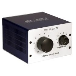 Jet City - JETTENUATOR - Attenuate Tube Amplifier's Output ( Designed by Soldano )