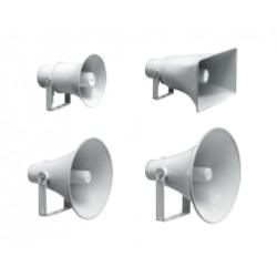 Bosch - LBC3493/12-US - 30 Watt 100 V Circular Horn