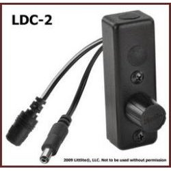 Littlite - LDC-2 - Littlite Dimmer Controller with Bottom Out Cords