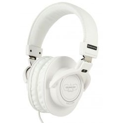 CAD Audio - MH210W - Closed-back Studio Headphones White