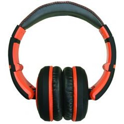 CAD Audio - MH510OR - Closed-back Studio Headphones (Black / Orange)