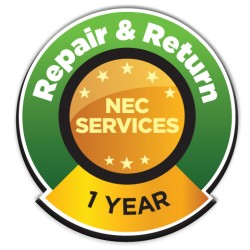 NEC - NECEW1-I - NEC Service/Support - 3 Year Extended Service - Service - Maintenance - Parts & Labor - Physical Service