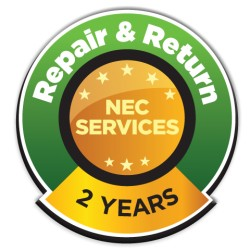 NEC - NECEW2-I - NEC Service/Support - 4 Year Extended Service - Service - Maintenance - Parts & Labor - Physical Service