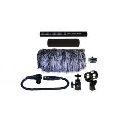 Que Audio - Q210-KIT - Que 210 Video Shotgun Microphone Kit