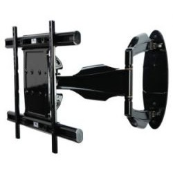 Peerless - SA752PU - SmartMount Universal Articulating Wall Arm for 32 - 52 Flat Panels (Single Stud)