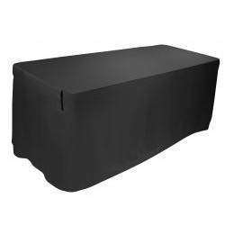Ultimate Support Systems - USDJ-6TCB - 6ft Foot Table Cover (Black)