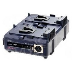 JVC - VL-2PLUS - IDX 2-channel quick charger