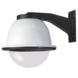 Panasonic - POD8CWF - Panasonic POD8CWF Outdoor Dome Housing with Wall Mount - 1 Fan(s) - 1 Heater(s)