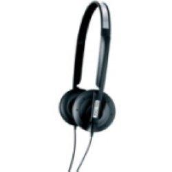Sennheiser - PXC150 - Sennheiser PXC150 Travel Headphone - Wired - 300 Ohm - 15 Hz 21 kHz - Binaural - 5.91 ft Cable