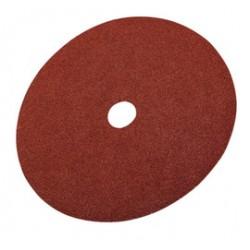 3M - 60440205304-CA - 3M 4 X 7/8 24 Grit 381C Aluminum Oxide Very Coarse Grade Closed Coat Fiber Disc (25 Per Box, 100 Per Case), ( Case of 200 )