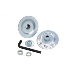 3M - 60980035061 - 3M 7 Pad Holder (For Use With 7 Holder And Type 27 Grinding Wheels), ( Each )