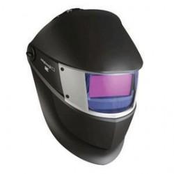 3M - 70071401726-EA - 3M Speedglas Black Welding Helmet With 42mm X 91mm Variable Shades 8 - 12 Auto Darkening Lens, ( Each )