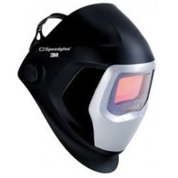 3M - 70071510120-CA - 3M Speedglas Black Welding Helmet With Variable Shades 5, 8 - 13 Auto Darkening Lens, ( Case )