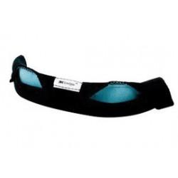 3M - 70071534104-EA - 3M One Size Fits Most Black Speedglas Fleece Sweatband, ( Each )