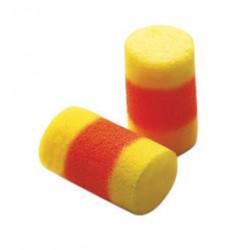 3M - 70071520913-BX - 3M E-A-R Cylinder Foam PVC Uncorded Earplug, ( Box of 200 )