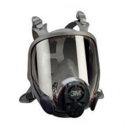3M - 70070889806 - Full Facepiece 6700DIN, Small
