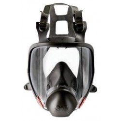 3M - 70070709053 - Full Facepiece Reusable Respirator 6800, Respiratory Protection, Medium