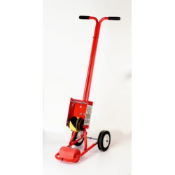 3M - 78801412921-CA - 3M 18 1/2 X 40 X 13 Red Metal Lane Marking Applicator, ( Each )