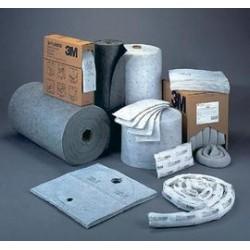 3M - 70070406239-CA - 3M 36 X 100' Polypropylene Sorbent Rug, ( Each )