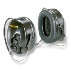 3M - 70071523388-CA - 3M Peltor Black Behind-The-Neck Headset, ( Case )