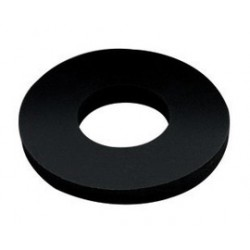 3M - 78801431848-EA - 3M Black Air Deflector Gasket (For Use With 3M Compressed Air Filter And W-2806 Regulator Panel), ( Each )